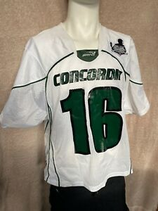 2012 MCLA National Championship Concordia Lacrosse Game Jersey, Adult XL