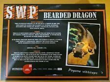 More details for sandwich wildlife park animal sign (bearded dragon)