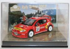 Vitesse 1/43 Scale 43006 - Peugeot 206 WRC Rally Turkey 2003 Panizzi / Panizzi