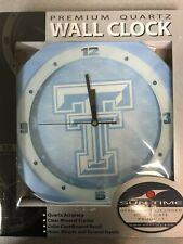 SunTime NCAA Houston Cougars Wall Clock
