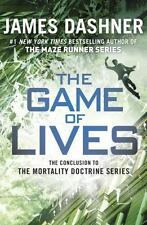 The Game of Lives  (ExLib) by James Dashner