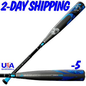 "2021 DeMarini Voodoo USA 30"" / 25 oz. Youth Bat 2-5/8"" -WTDXVD5 *2-DAY SHIPPING*"