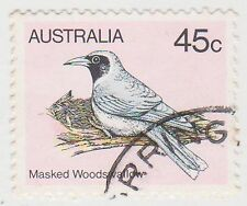 (DB131) 1978 AU 45c birds definitive (I)