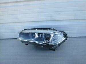 2014-2018 BMW X5 X6 F15 Left Driver OEM Xenon HID LED Headlight Lamp GOOD