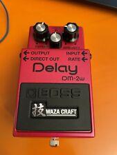 Boss DM-2w Delay Waza Craft Effektgerät