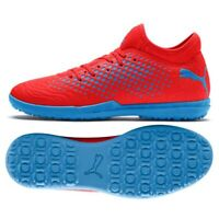 Chaussures de football Puma Future 19,4 Tt M 105548 01 rouge rouge