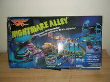 "Hot Wheels ""Nightmare Alley"" Micro Racing Track Set. (WORKS)"
