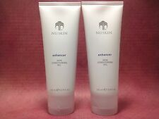 Nu Skin Enhancer Skin Conditioning Gel, 3.4 oz, 2 tubes, exp 2018, New