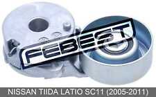 Tensioner Assembly For Nissan Tiida Latio Sc11 (2005-2011)