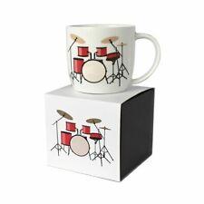 Drum Kit Mug - Music Gift - Gift for Drum Student or Teacher - Gift for Musician