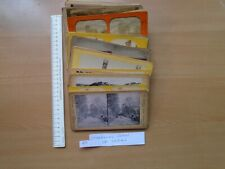 More details for stereoviews x 54.u.k./great britain stereoviews.one tissue card.