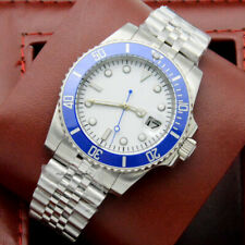 Sub white surface automatic mechanical men's watch ceramic bezel