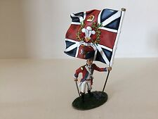 King & Country - BR04 - Fusilier Officer with Flag