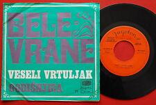 "BELE VRANE CAMBEL-LYONS COVER NIRVANA 1969 EXYU 7"" PS   slovenia yugoslavia pop"