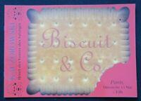 Catalogue vente enchères 2007 BISCUIT & Co LEFEVRE UTILE LU HUNTLEY & PALMER