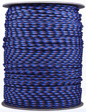 Survival Camo - 550 Paracord Rope 7 strand Parachute Cord - 1000 Foot Spool