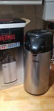 Thermos Push Button Pump Pot, 1.9 L