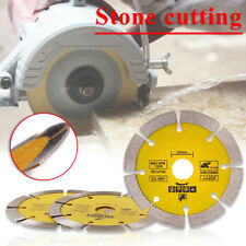 "114mm 4.5"" Diamond Cutting Disc Saw Blade Wheel Concrete Stone Angle Grinder"