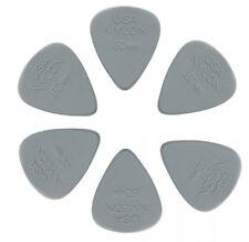 Jim Dunlop Standard Nylon .60mm Guitar Plectrums Six Pack Offer!
