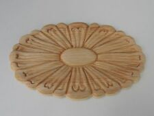New Oak Wood Ornaments/Onlays~Furnitur e Hdwe.~Woodworking