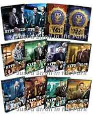 NYPD Blue TV Series Complete Seasons 1 2 3 4 5 6 7 8 9 10 11 12 Box / DVD Set(s)