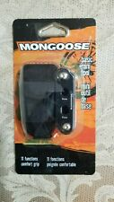 Mongoose Bicycle Basic Mini Tool, Bike Repair 11 Tools in 1