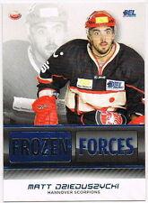 DEL 09/10 - Frozen Forces - FF06 Matt Dzieduszycki Hannover Scorpions