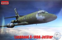 Roden 316 - Lockheed C-140A Jetstar - 1/144 scale model airplane kit 127 mm