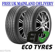 2X Tyres 205 45 R16 87W XL  Bridgestone ER300 F C 72dB