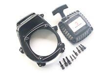 Plastic Black Pull Starter and Engine Cover for CY Zenoah HPI Baja 5B 5SC Rovan