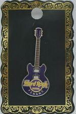"""Hard Rock Cafe -Vintage HRC Hotel Penang """"Core"""" Guitar c/w Pouch Limited Edition"""