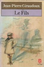 JEAN-PIERRE GIRAUDOUX LE FILS