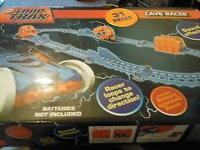 Loop Trax 31 piece Cave Racer Set with Sound Effects!