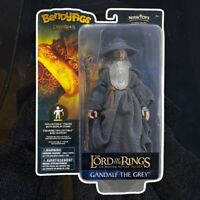 Lord of the Rings Bendyfigs Bendable Action Figure Gandalf Noble Collection