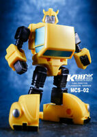"""KBB Transformers Toy Robot MINI Size MP21 G1 NA Bumblebee Action Figure 4"""""""
