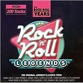 Various Artists - Rock 'n' Roll Era (Rock 'n' Roll Legends, 2011)