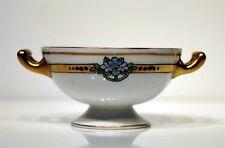 COUPELLE 2 ANSES porcelaine LIMOGES HAVILAND mi 20è 1940 1950
