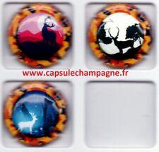 Capsules de champagne Série Strauss Chasse  Nouveautés Aout 2021