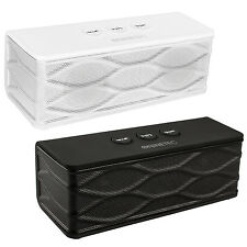 Ninetec powerblaster BLUETOOTH ALTOPARLANTI SPEAKER con POWERBANK integrato