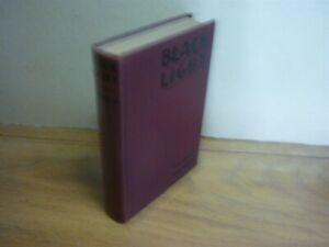 Talbot Mundy. Black Light. 1930s Burt reprint. VG copy.