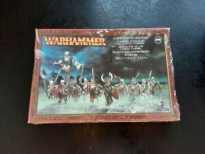 10 x Vampire Counts Skeleton Warriors, Warhammer BNIB, WHFB, Games Workshop