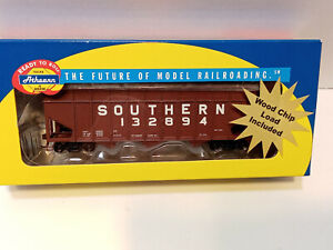 Athearn Southern #40' Wood Chip Hopper #132894 HO Freight Car 95666