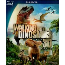 Walking With Dinosaurs Blu-ray 3D + Blu-ray