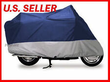 Motorcycle Cover Large Cruiser Touring ds77n1