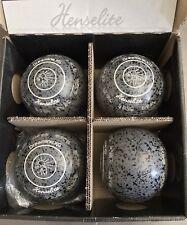Henselite Lawn Bowls As New