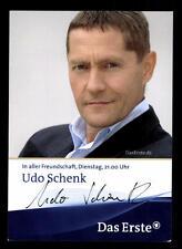Udo Schenk In aller Freundschaft Original  Signiert ## BC 39696