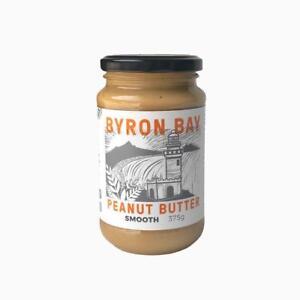 Byron Bay Peanut Butter - Smooth