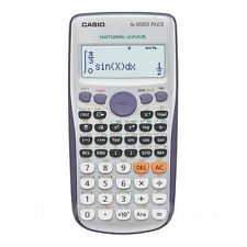 Genuine CASIO Natural Display 417-Functions Scientific Calculator FX-570ES PLUS