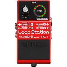 Guitar & Bass Accessories Boss RC-1 Loop Station