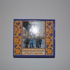 ROLLING STONES - A box from babylon - 1997 CD BOX + CD BONUS & POSTCARDS SET